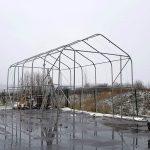 STOREX tent hangar NORDA