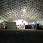 STOREX tent hangar VEGA