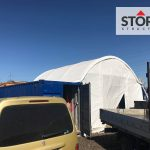 STOREX container shelter