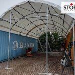 Storex konteineri varjualused