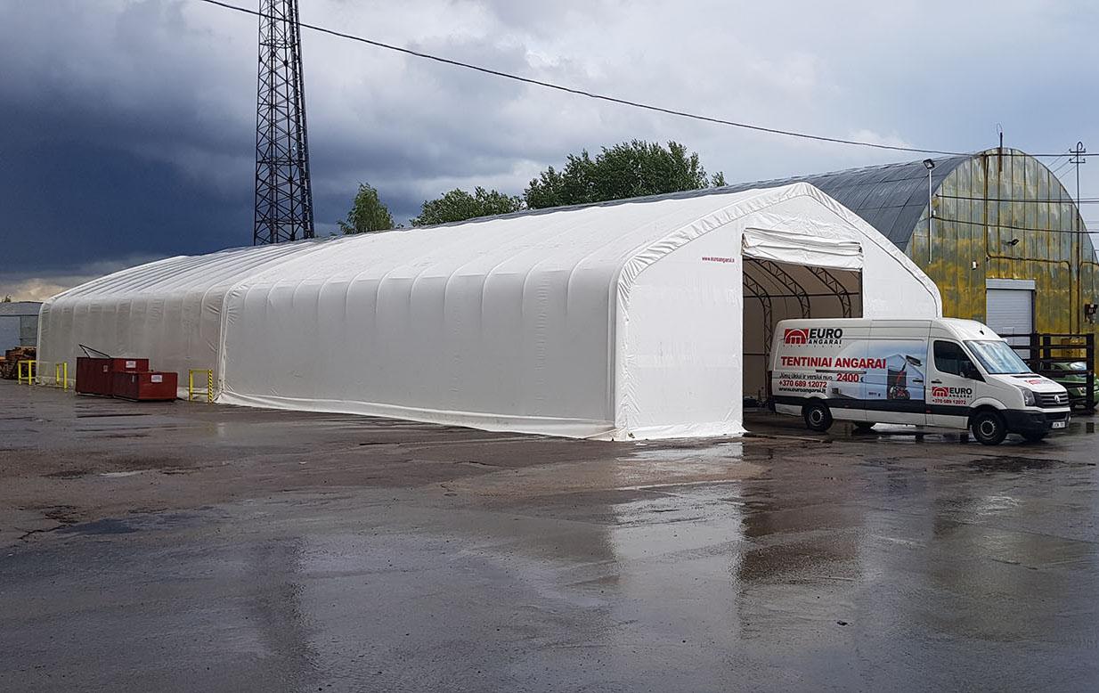Storage tents EURO