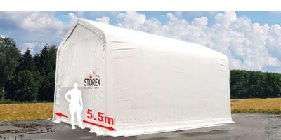 storage tent NORDA